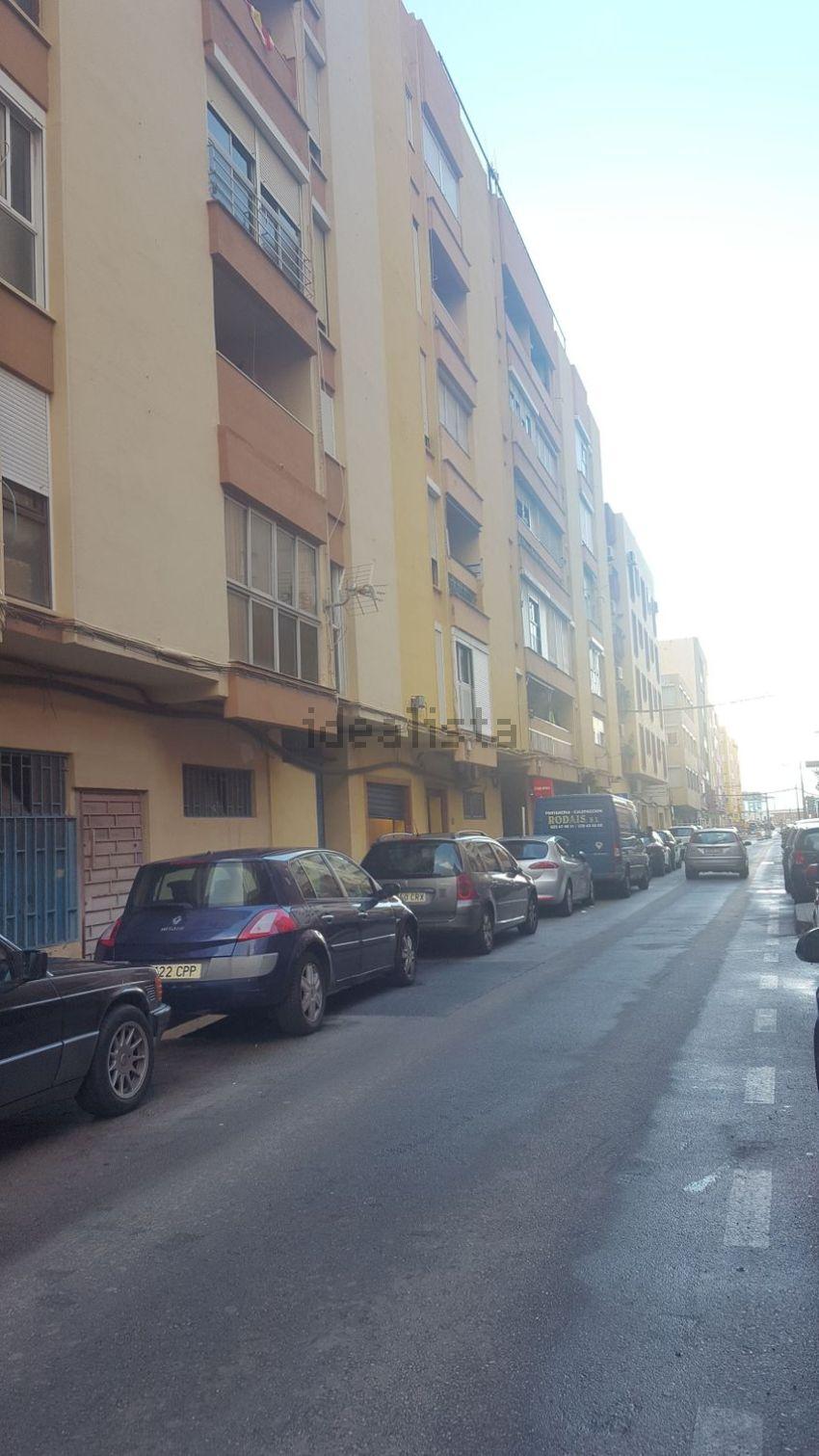 Piso en JACINTO BENAVENTE, La Reconquista - El Ensanche, Algeciras
