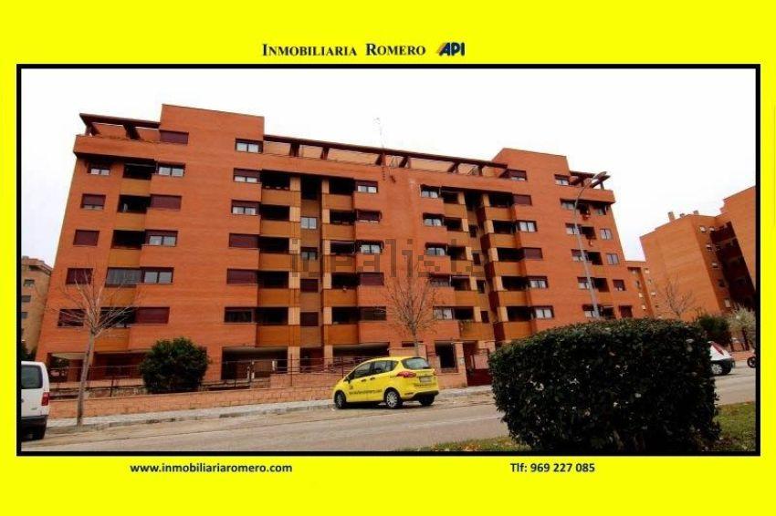 Piso en San Fernando - Ctra. de Valencia, Cuenca