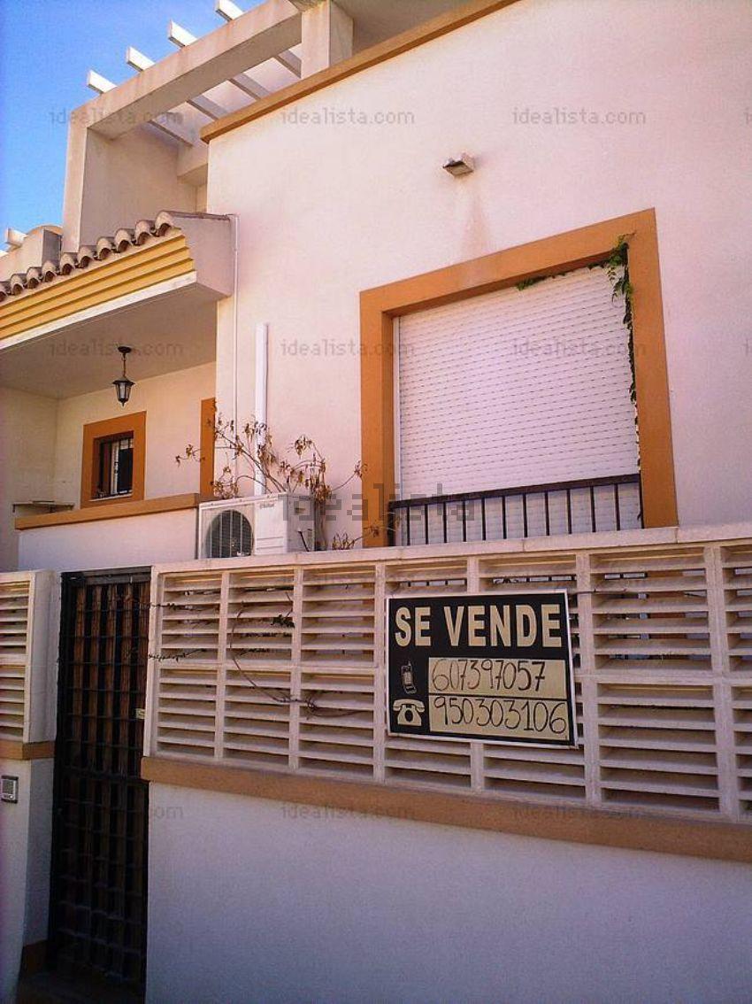 Chalet adosado en calle Doñana, 9, Huércal de Almería