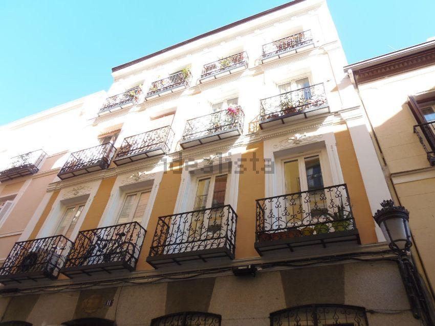 Piso en Santa Maria, 11, Huertas-Cortes, Madrid