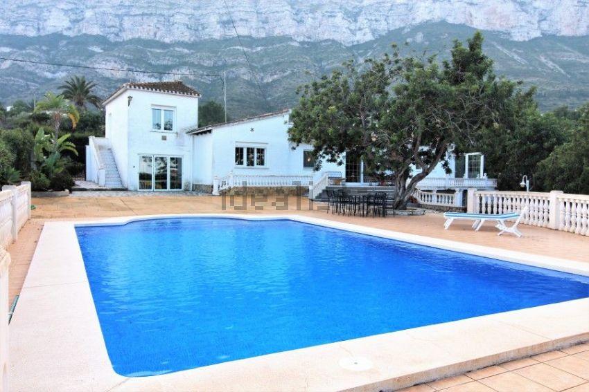 Casa o chalet independiente en El Montgó, Denia