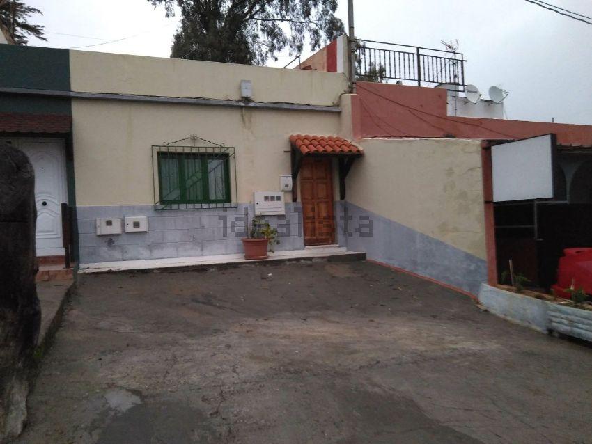 Casa terrera en calle Casa la Cal, Vega de San Mateo