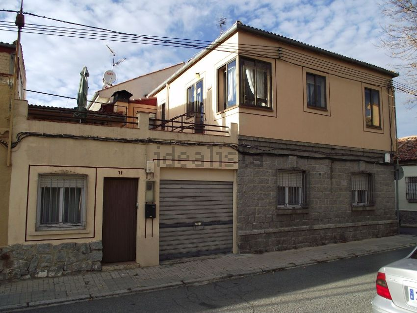 Chalet adosado en calle Felipe II, 11, El Carmen, Segovia