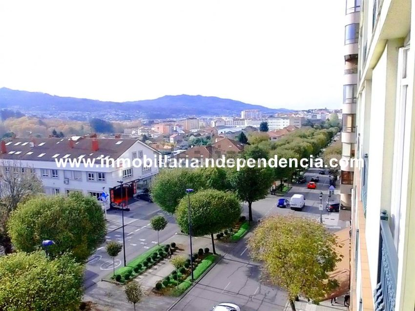 Piso en avenida Gran Vía, Pz Independencia, Vigo