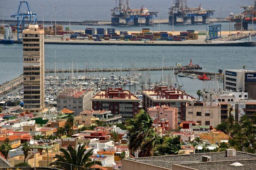 Piso en Antonio María Manrique, La Minilla, Las Palmas de Gran Canaria