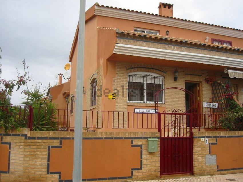 Chalet adosado en calle antonio de roda, 1, Pueblo Latino, Pilar de la Horadada