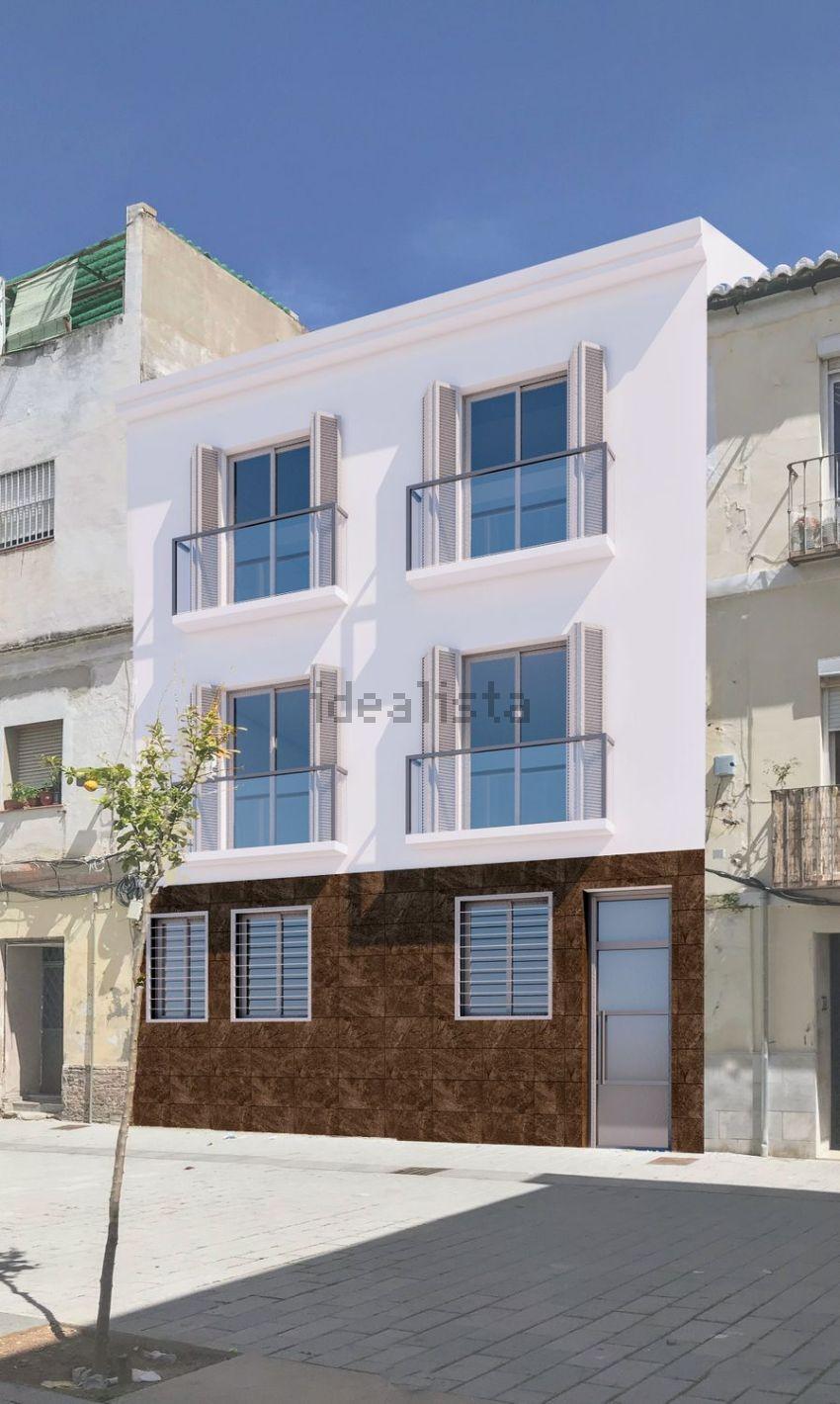 Piso en calle Carmelitas, 20, La Goleta - San Felipe Neri, Málaga