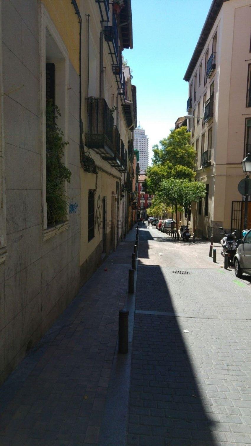 Estudio en calle del tesoro, Malasaña-Universidad, Madrid