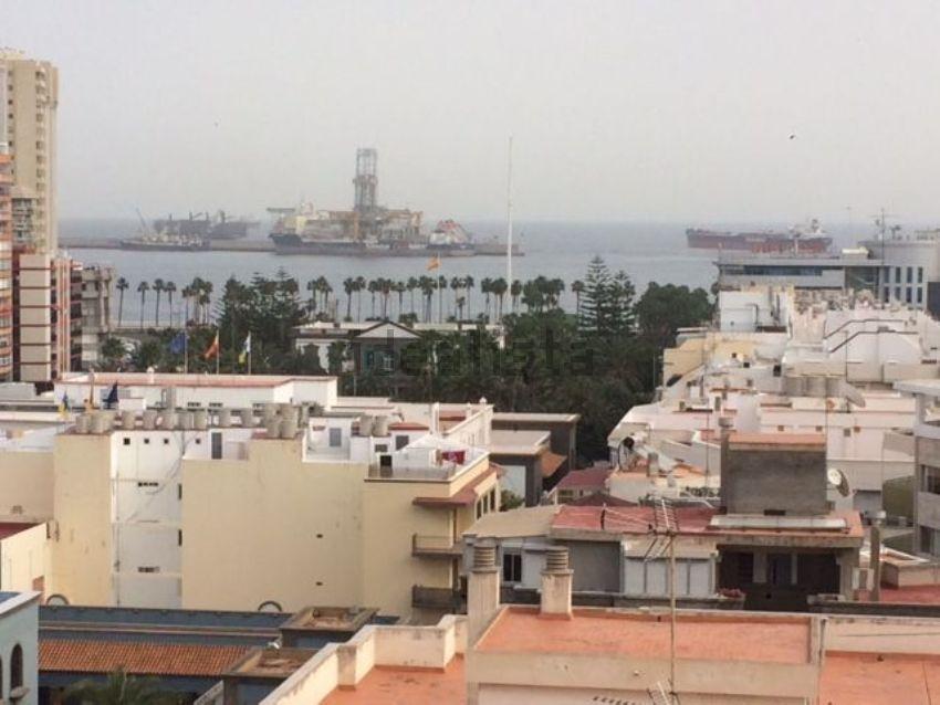 Piso en paseo de Tomás Morales, Arenales - Lugo - Avda Marítima, Las Palmas de G