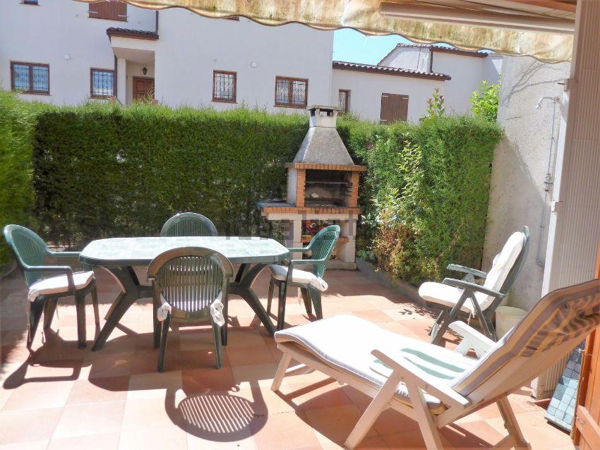 Chalet adosado en Torre Valentina-Mas Vilar de La Mutxada-Treumal, Calonge