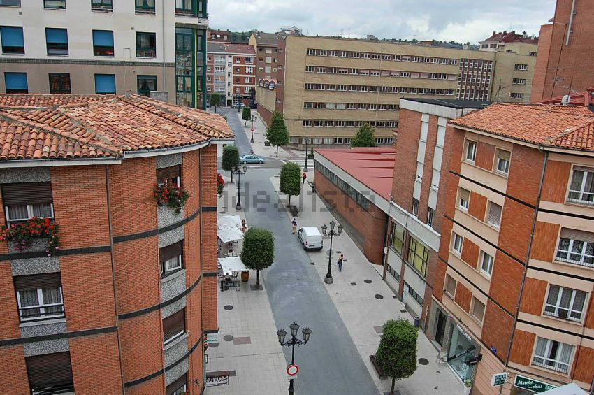 Piso en calle Pío XII, 9, Argañosa, Oviedo