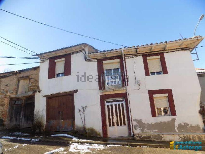 Casa o chalet independiente en calle Astorga, Brazuelo