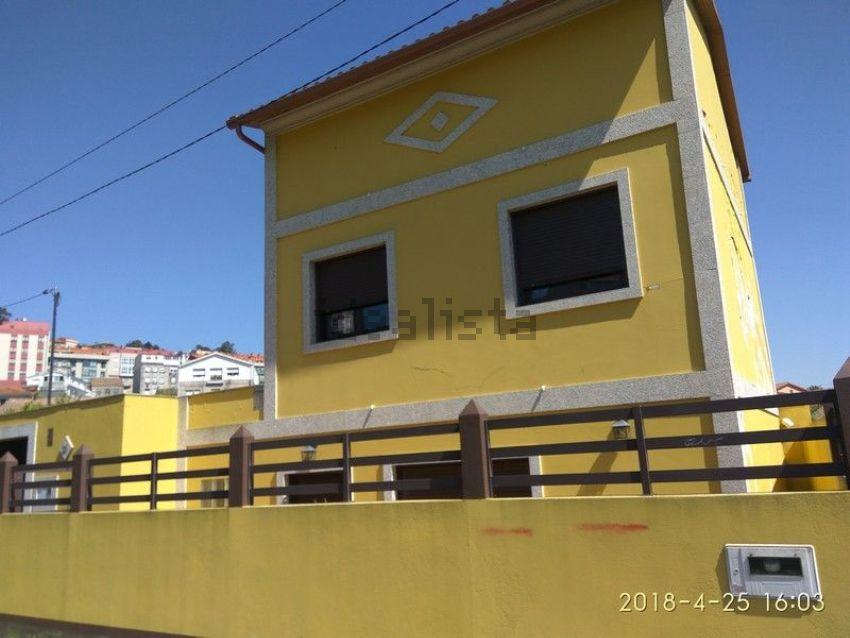 Casa o chalet independiente en calle Penasco, 26, Casco Vello, Vigo