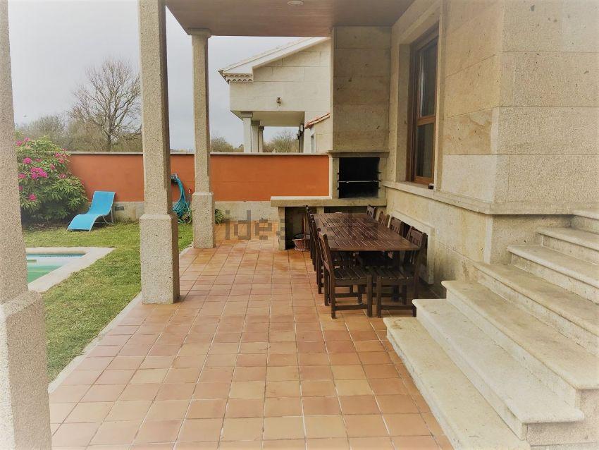 Casa o chalet independiente en A Lanzada, Noalla, Sanxenxo