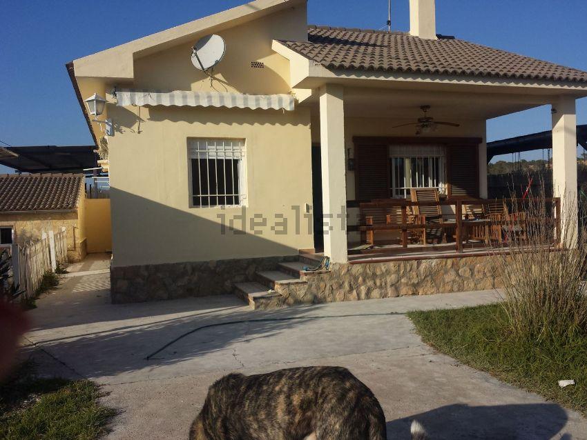 Casa o chalet independiente en partida puente llano, 655, Pedralba