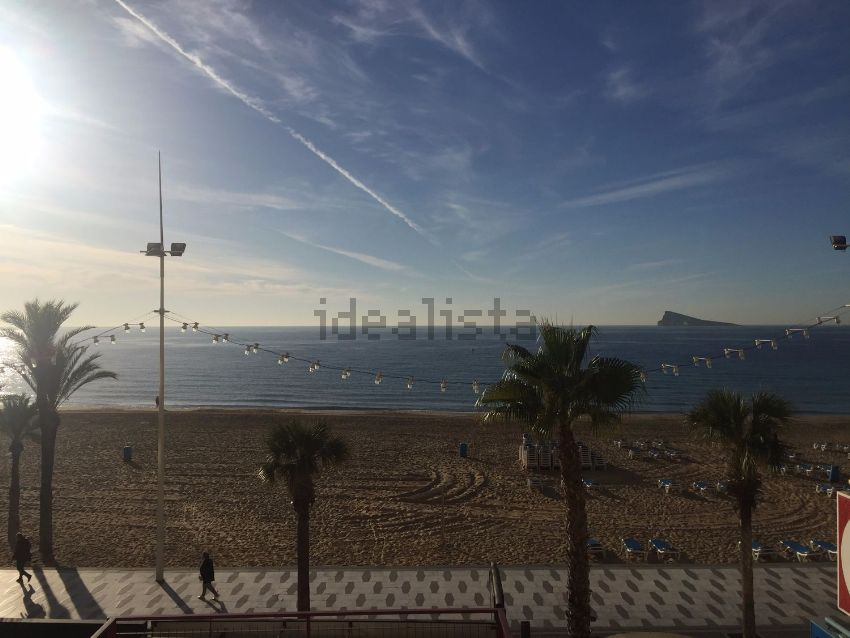 Dúplex en avenida Alcoy, Playa de Levante, Benidorm