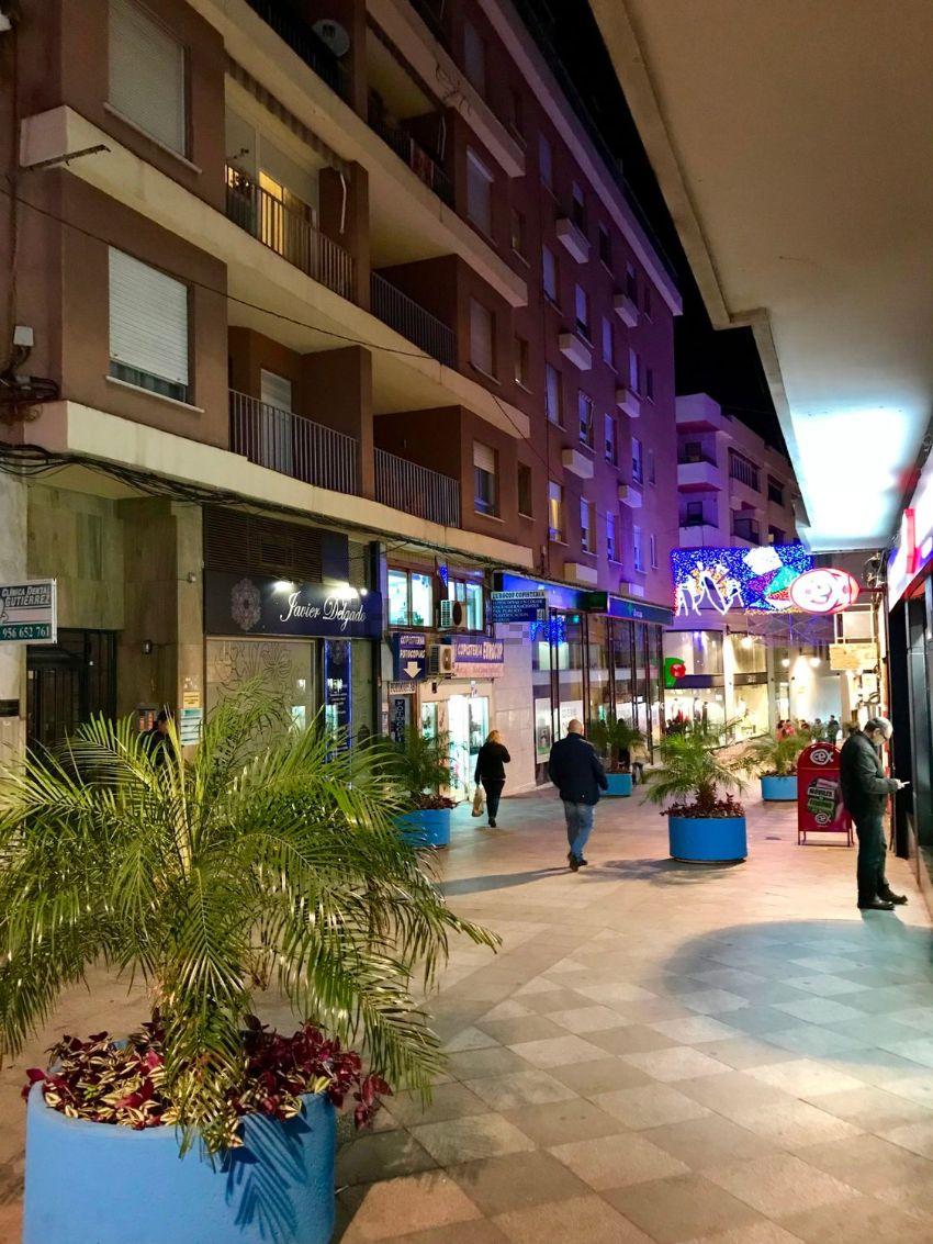 Piso en calle San Antonio, 6, Casco Antiguo, Algeciras