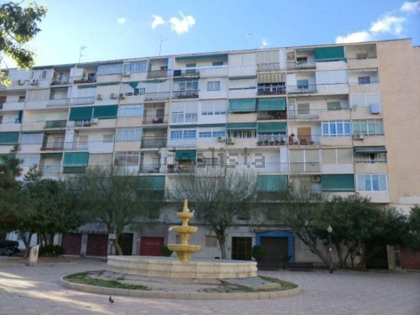 Piso en calle Enrique Madrid, 11, Plà del Bon Repos-La Goteta, Alicante Alacant