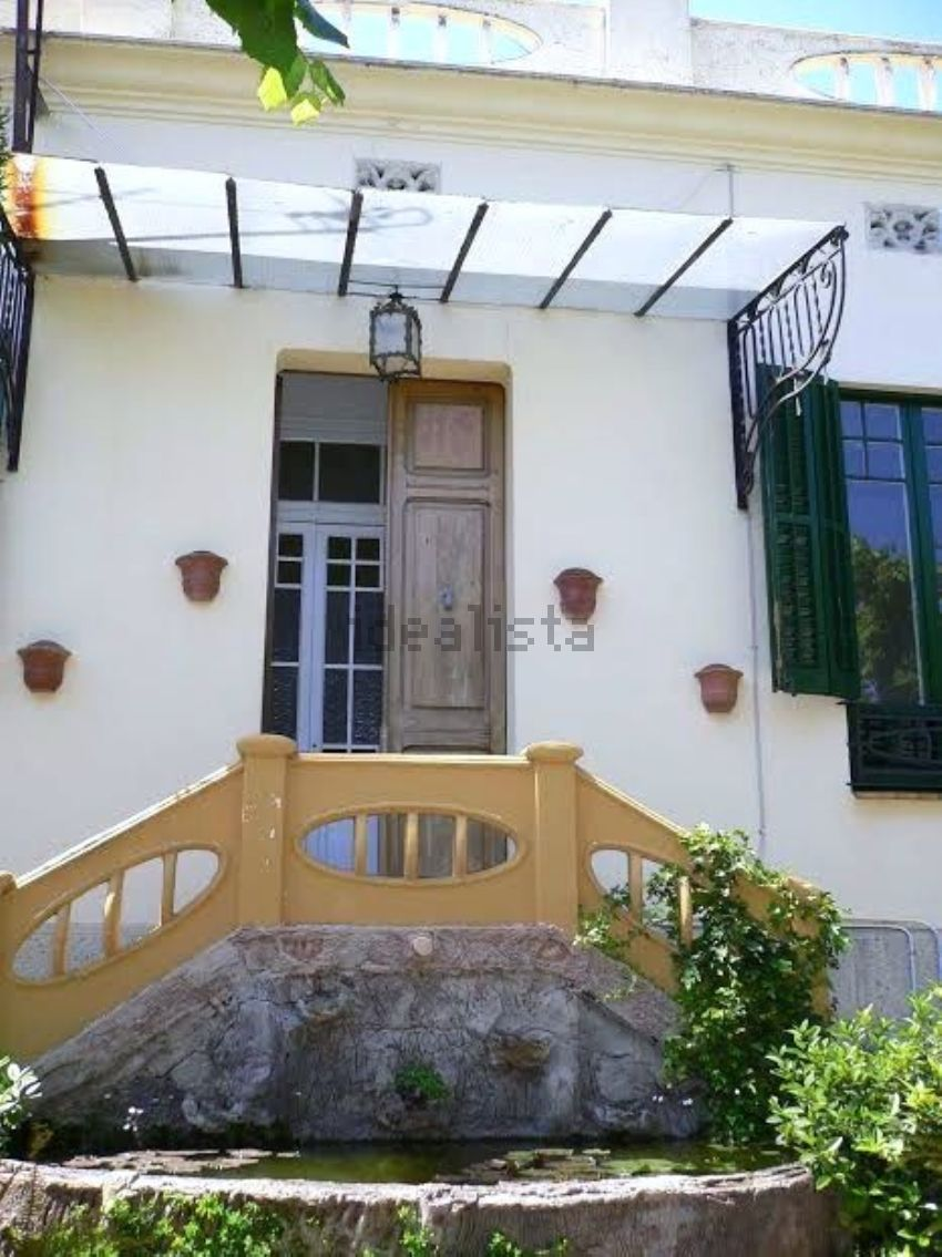 Casa o chalet independiente en Cervantes, Alella