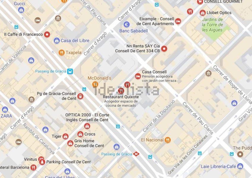 Piso en paseo de gracia, La Dreta de l Eixample, Barcelona