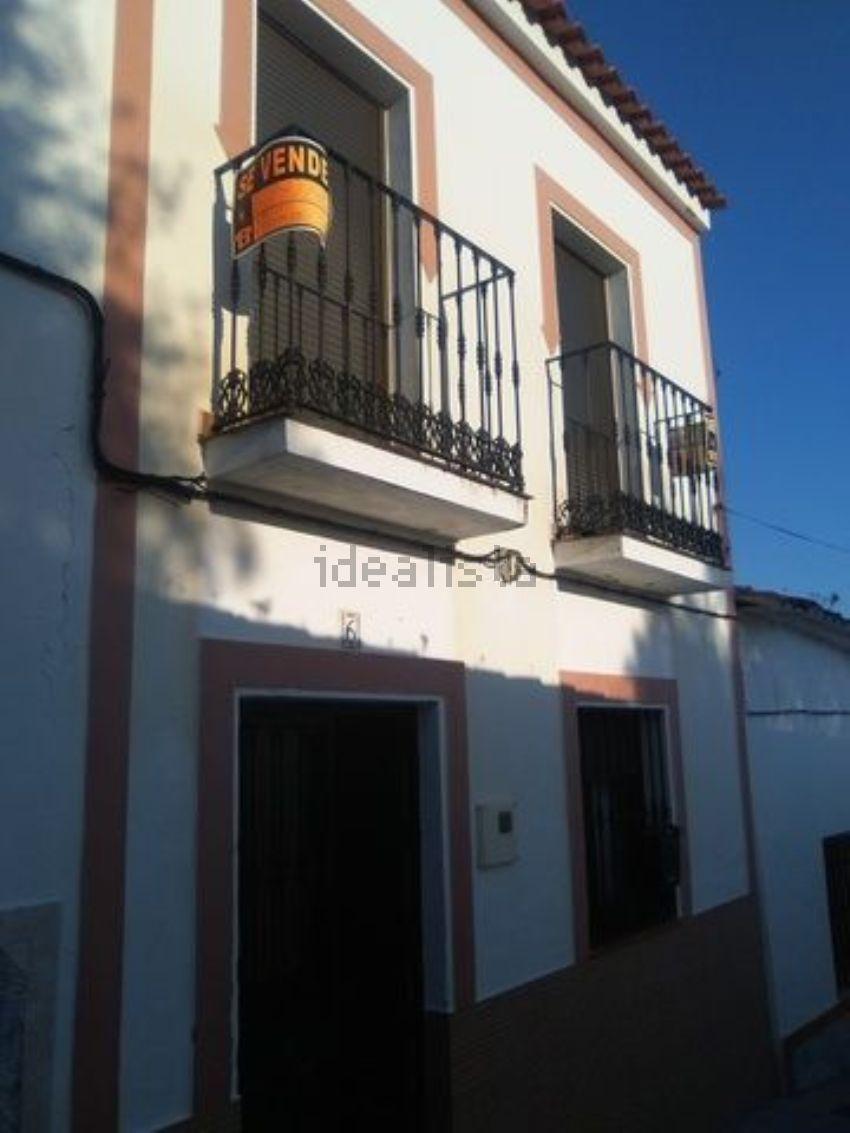 Chalet adosado en calle Cervantes, 6, Santa Olalla del Cala