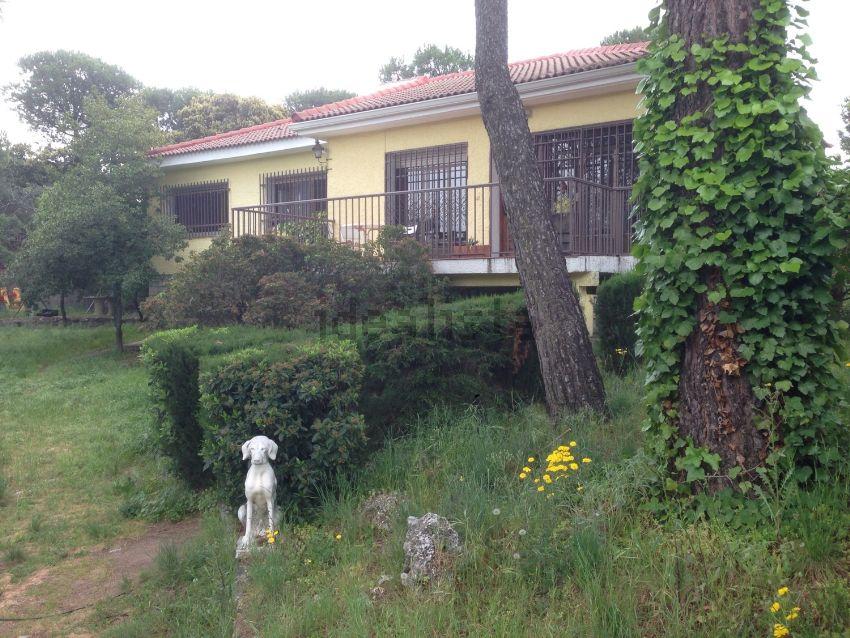 Casa o chalet independiente en calle Huerto, 14, Pino Alto - Navarredonda, Valde