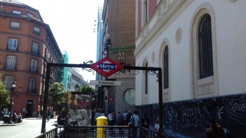 Calle San Vicente Ferrer 1 Madrid Idealista