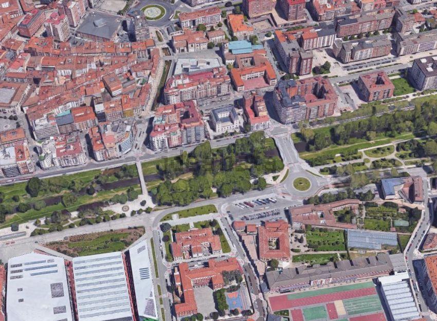 Piso en avenida del arlanzón, Centro, Burgos