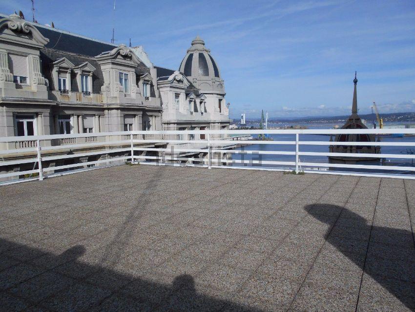 Ático en Ensanche, A Coruña