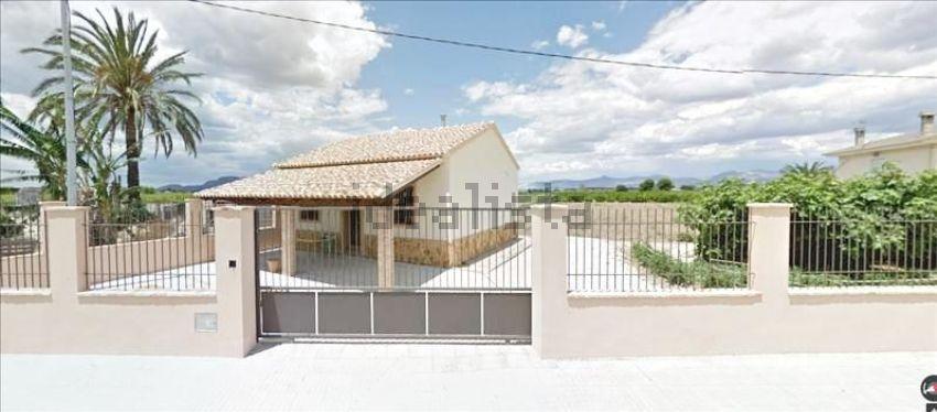 Casa rústica en polígon peri -vereda mudamient, Molins-Campaneta-San Bartolomé,
