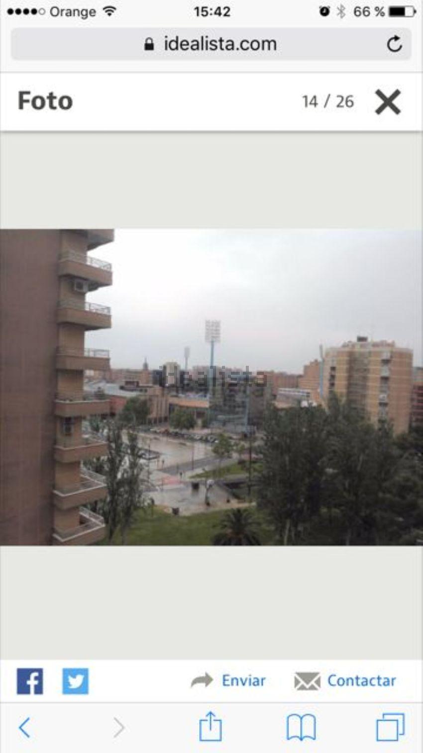 Piso en calle de Asín y Palacios, 17, Pol Universidad Romareda, Zaragoza