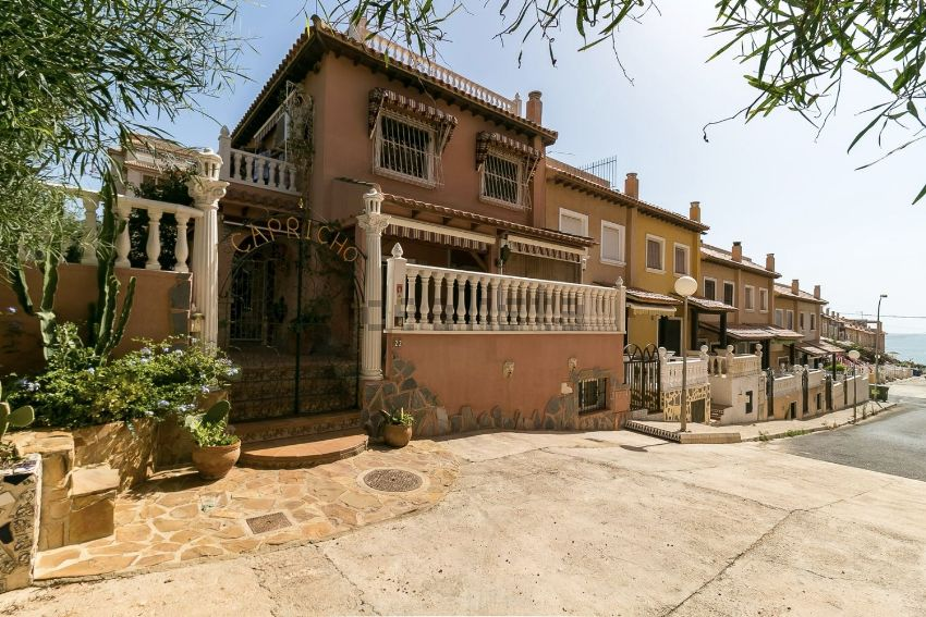 Chalet adosado en calle Region de Murcia, 5, Cabo Cervera, Torrevieja