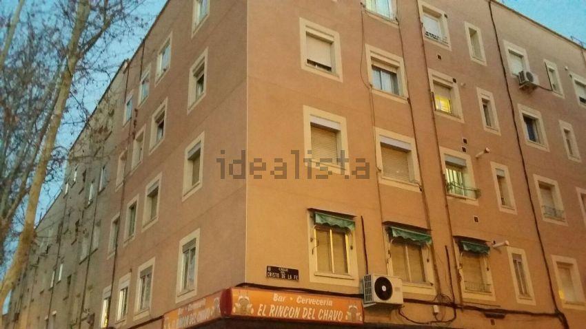Piso en calle del Cristo de la Fe, 1, Almendrales, Madrid