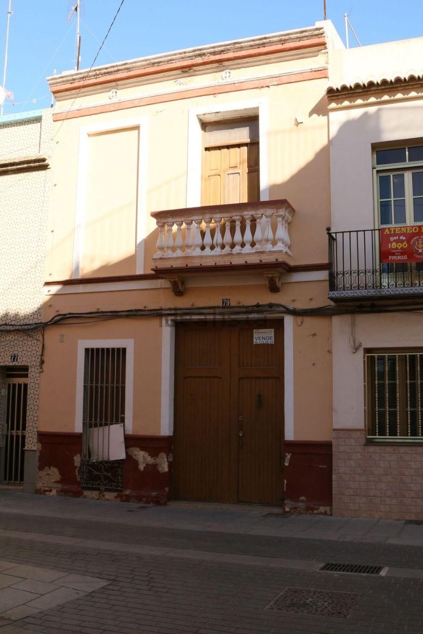 Chalet adosado en calle del mar, 79, Pueblo de Cullera, Cullera