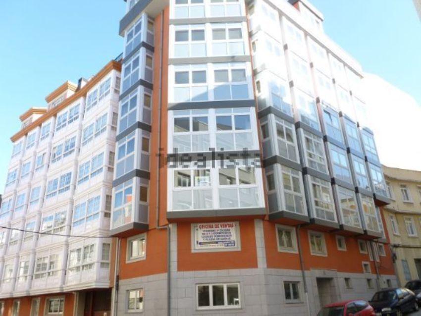 Piso en calle vaamonde lores, 1, Los Castros - Castrillón - Eiris, A Coruña
