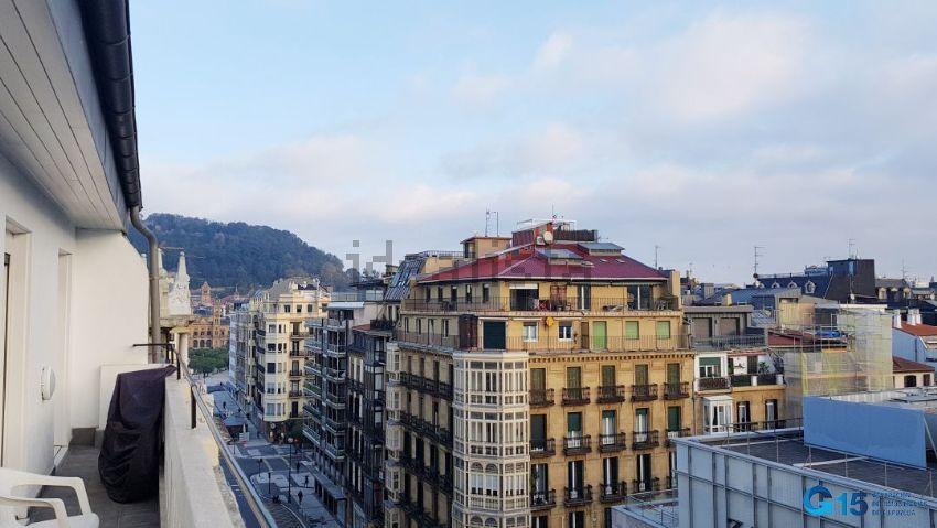 Piso en calle Urbieta, Área Romántica, Donostia-San Sebastián