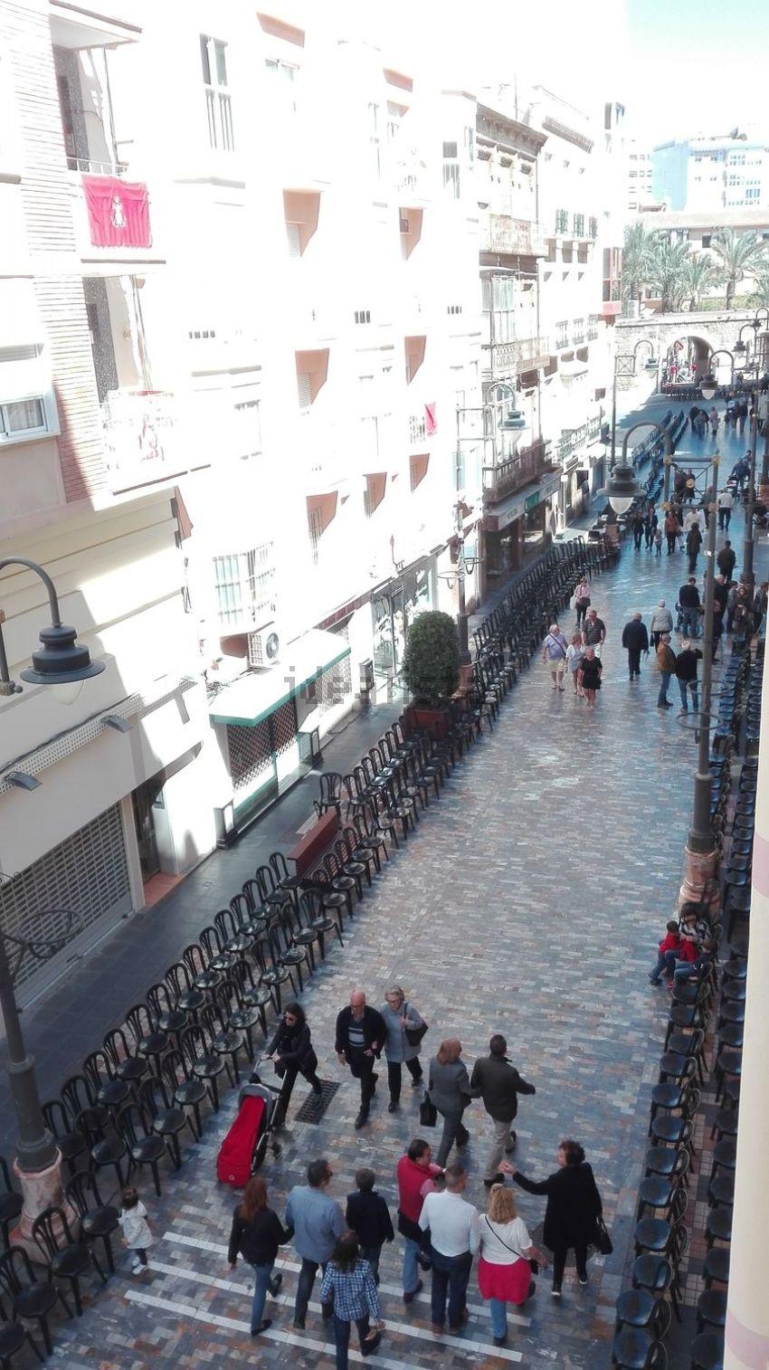 Piso en calle Santa Florentina, Casco Antiguo, Cartagena
