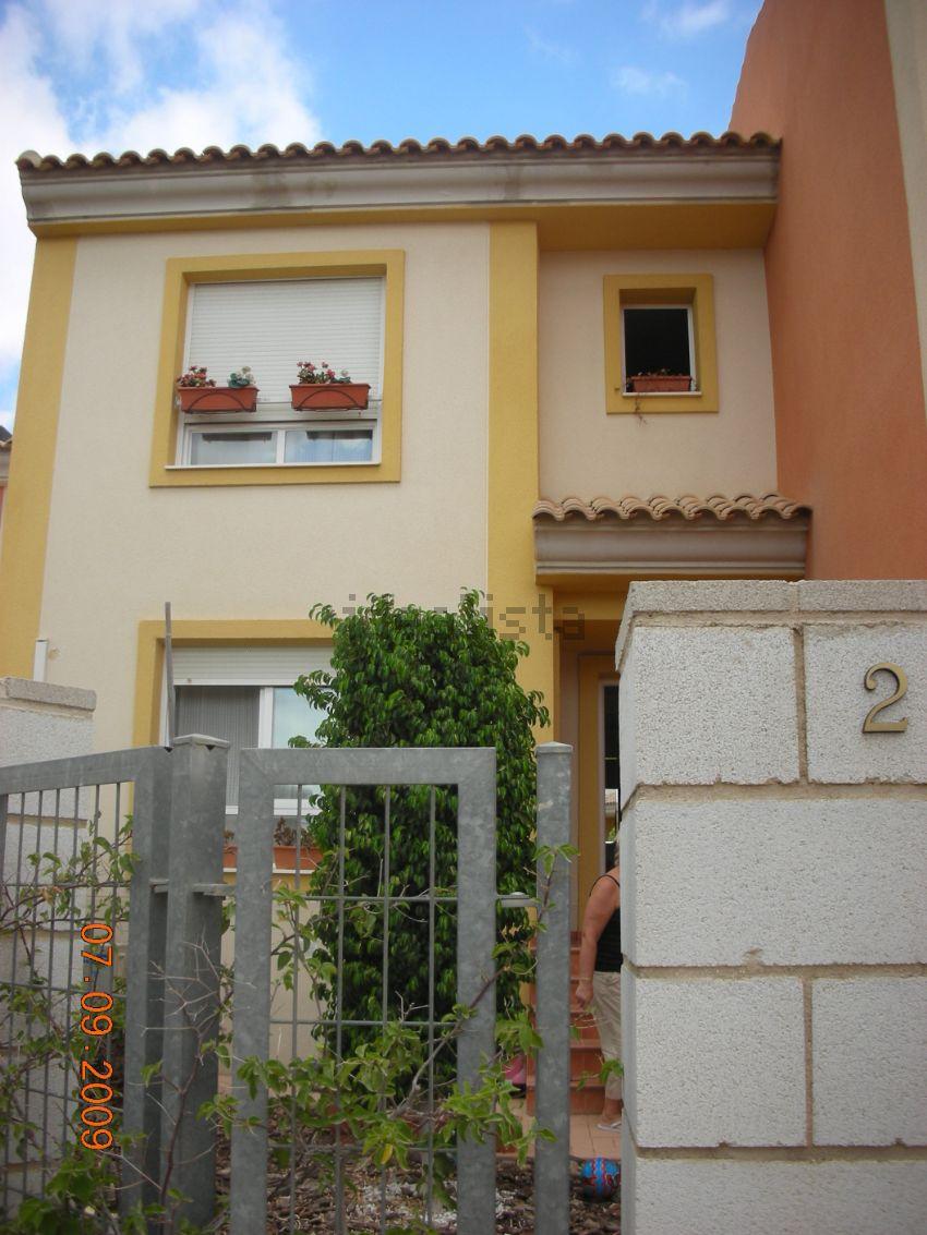 Chalet adosado en calle Minerva, 2, Altorreal-El Chorrico, Molina de Segura