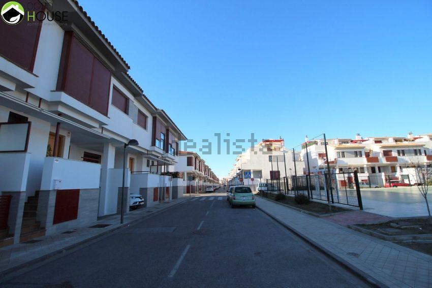 Chalet adosado en calle Maria Curie, 2, San Miguel, Armilla