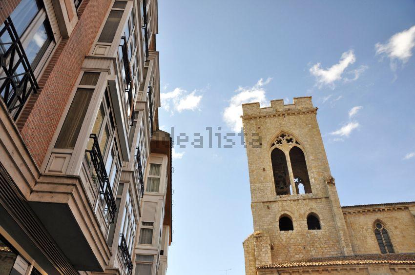 Estudio en Mayor Antigua, Centro, Palencia