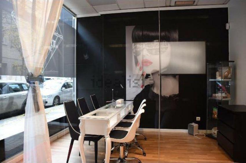 Alquiler Cabina Estetica Zaragoza : Alquiler de local en madre vedruna paseo de la constitución las