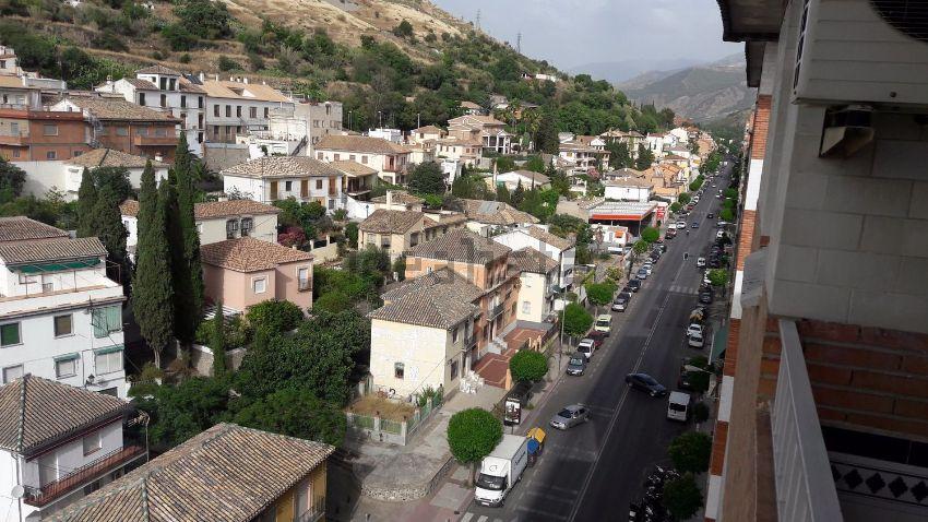 Piso en carretera de la sierra, Ctra Sierra - Acceso Nuevo Alhambra, Granada