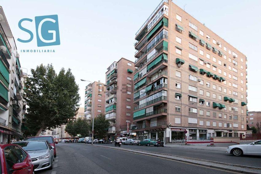 Piso en avenida de barcelona, Zaidín, Granada