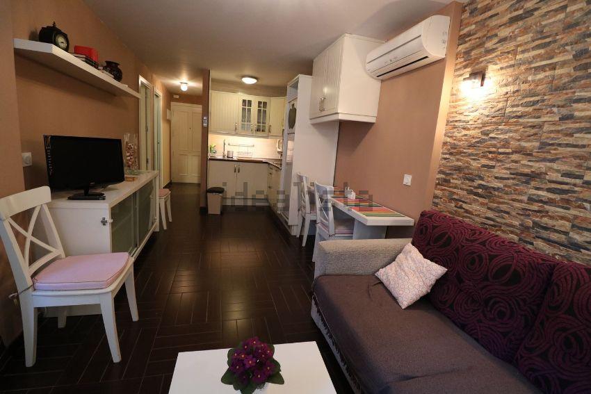 Piso en hotel pontinental, 2, Playamar - Benyamina, Torremolinos