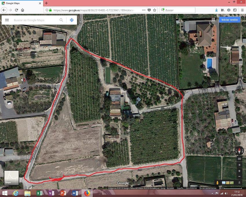 Casa o chalet independiente en Partida Algorós, 138, Algoda-Matola-Llano de San