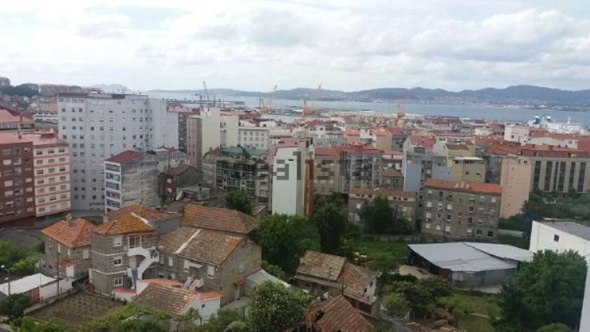 Piso en calle López Mora, Pz Independencia, Vigo