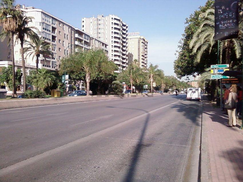 Piso en avenida de Andalucía, Perchel norte - La Trinidad, Málaga