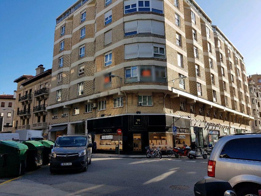 Piso en calle Paulino Caballero, 6, 1º Ensanche, Pamplona Iruña