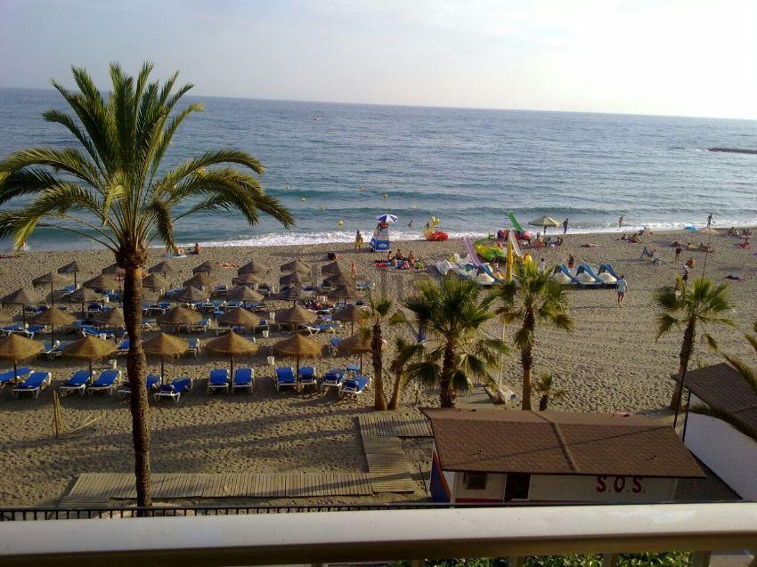Piso en puerta del Mar, Playa Bajadilla-Puertos, Marbella