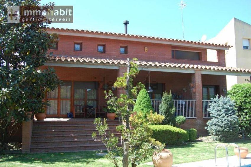 Chalet en venta en Lleida